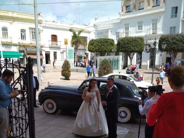 La boda de Sinfo y Margabel en San Fernando, Cádiz 1