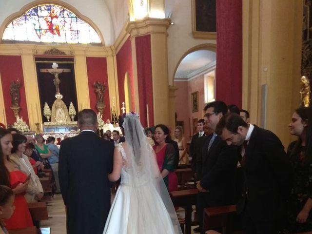 La boda de Sinfo y Margabel en San Fernando, Cádiz 2