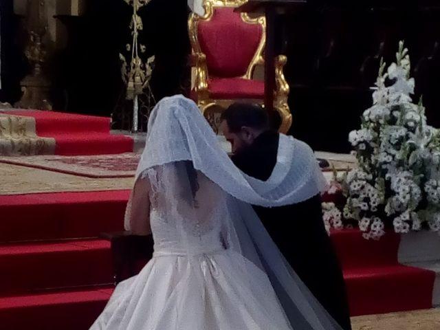 La boda de Sinfo y Margabel en San Fernando, Cádiz 3