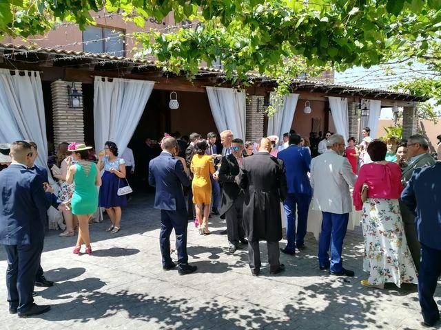 La boda de Sinfo y Margabel en San Fernando, Cádiz 4