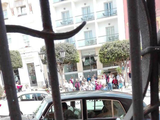 La boda de Sinfo y Margabel en San Fernando, Cádiz 5