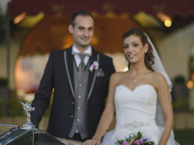 La boda de Lucía y Daniel