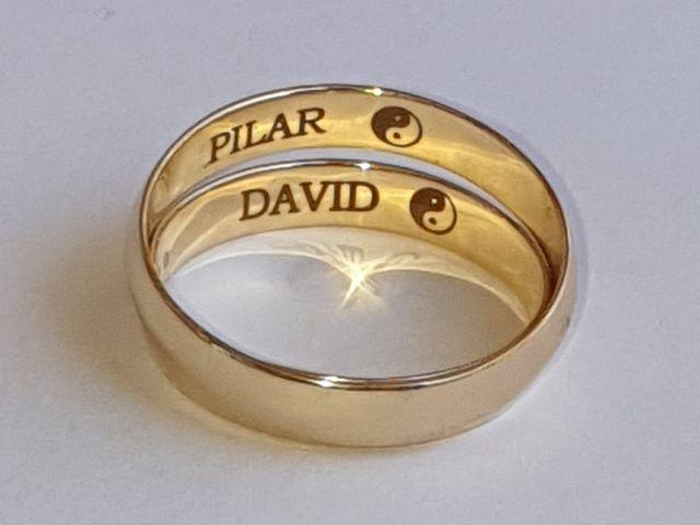 La boda de David y Pilar en La Navata, Madrid 7