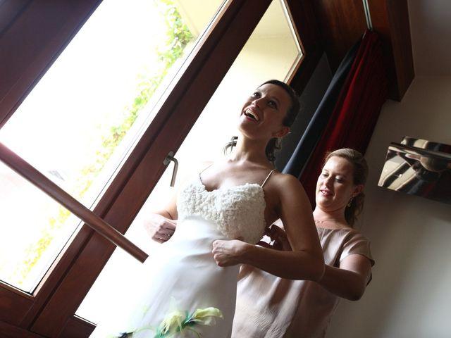 La boda de Gonzalo y Rocío en Elciego, Álava 1