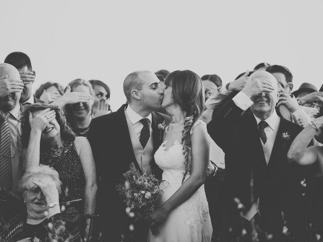 La boda de Vicky y Antonio