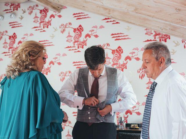 La boda de Oscar y Xana en Cereceda (Villamayor), Asturias 23