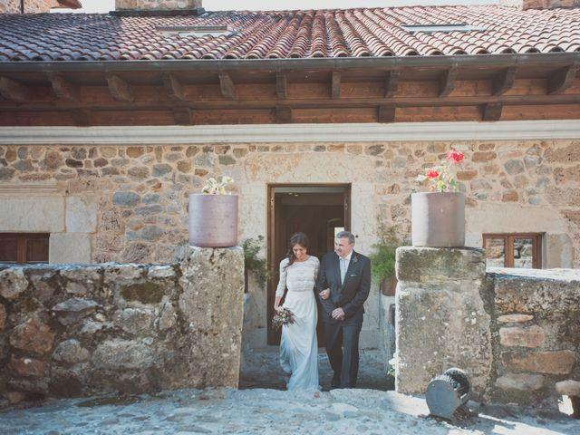 La boda de Oscar y Xana en Cereceda (Villamayor), Asturias 27