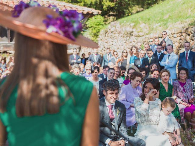 La boda de Oscar y Xana en Cereceda (Villamayor), Asturias 31