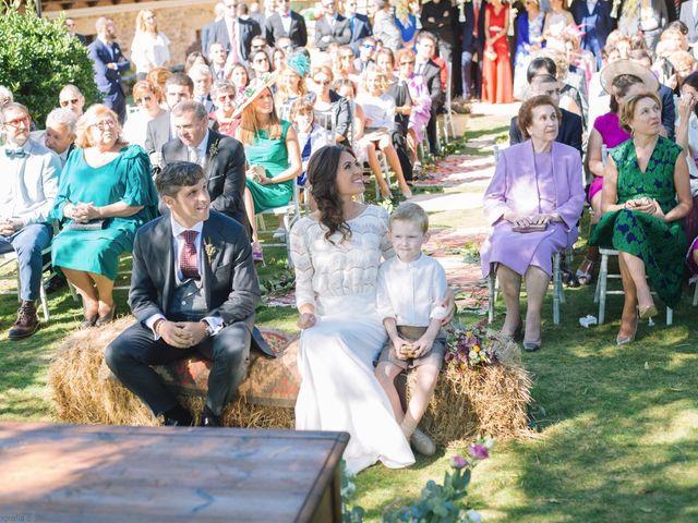 La boda de Oscar y Xana en Cereceda (Villamayor), Asturias 33