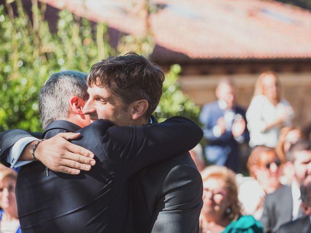 La boda de Oscar y Xana en Cereceda (Villamayor), Asturias 34