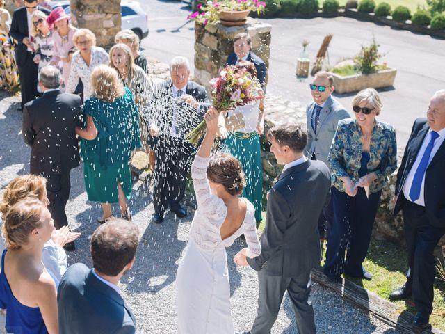 La boda de Oscar y Xana en Cereceda (Villamayor), Asturias 37