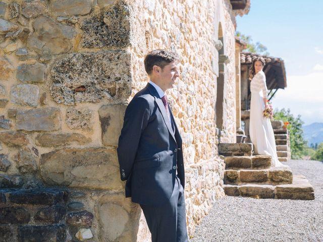 La boda de Oscar y Xana en Cereceda (Villamayor), Asturias 40
