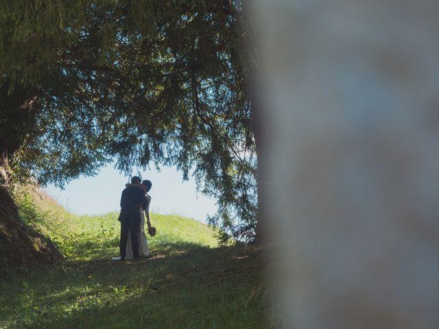 La boda de Oscar y Xana en Cereceda (Villamayor), Asturias 41