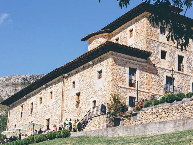 La boda de Oscar y Xana en Cereceda (Villamayor), Asturias 47