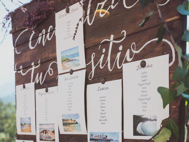 La boda de Oscar y Xana en Cereceda (Villamayor), Asturias 48