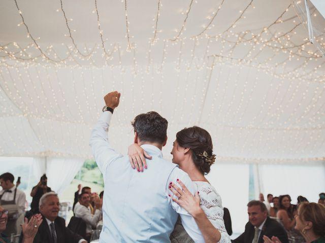 La boda de Oscar y Xana en Cereceda (Villamayor), Asturias 50