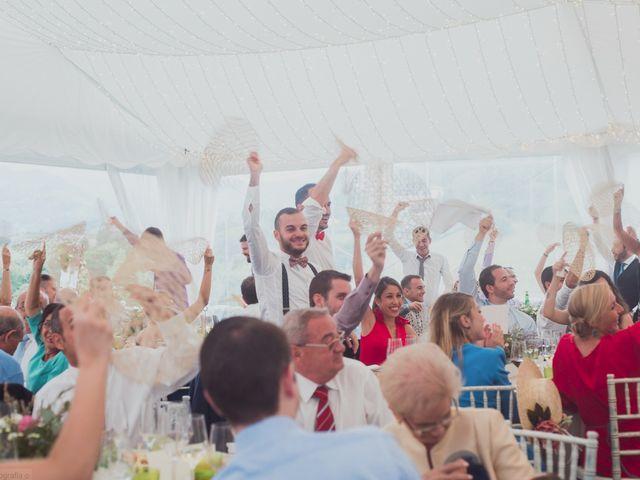 La boda de Oscar y Xana en Cereceda (Villamayor), Asturias 52