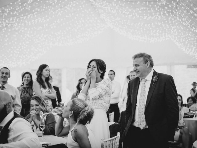 La boda de Oscar y Xana en Cereceda (Villamayor), Asturias 55