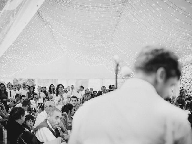 La boda de Oscar y Xana en Cereceda (Villamayor), Asturias 56