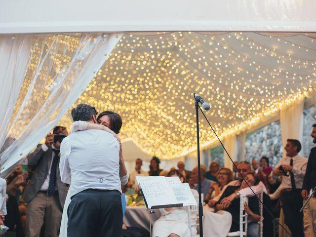 La boda de Oscar y Xana en Cereceda (Villamayor), Asturias 58