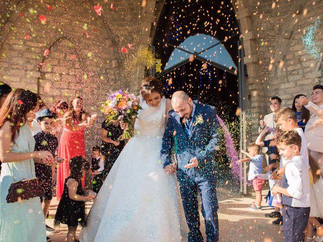 La boda de Ivanna y Dani