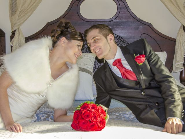 La boda de Rut y Marius