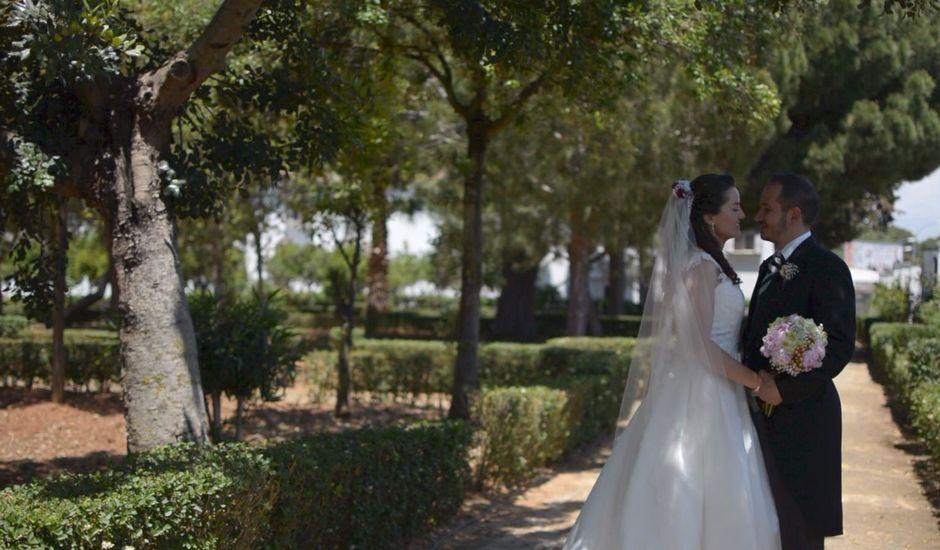 La boda de Sinfo y Margabel en San Fernando, Cádiz