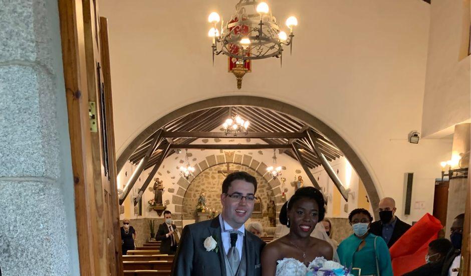 La boda de David y Pilar en La Navata, Madrid