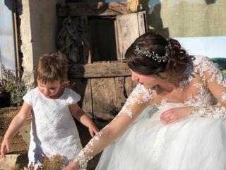 La boda de Aïda y David 1
