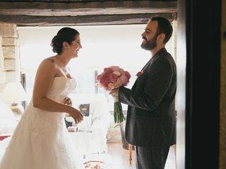 La boda de Aïna  y Genís  1