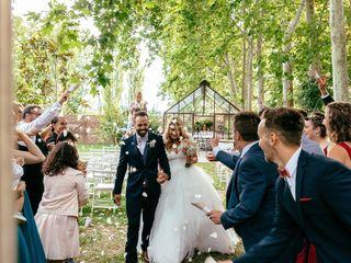 La boda de Marta y Alan