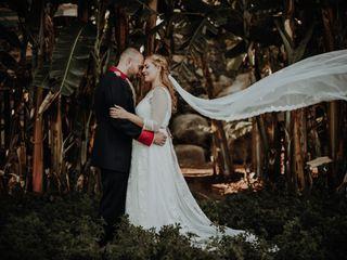 La boda de Daida y Nauzet 1
