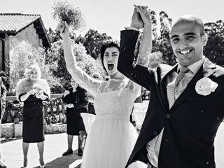 La boda de Bea y Suso