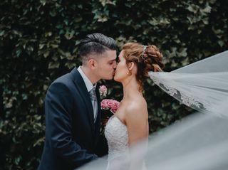La boda de Angela y Vicenç