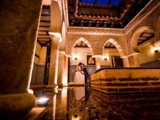 La boda de Alicia y Diego