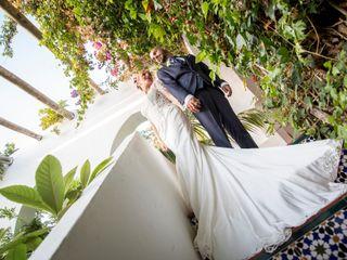 La boda de Ely y Juan
