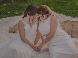 La boda de Ana y Vero