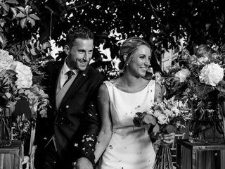 La boda de Helena y David