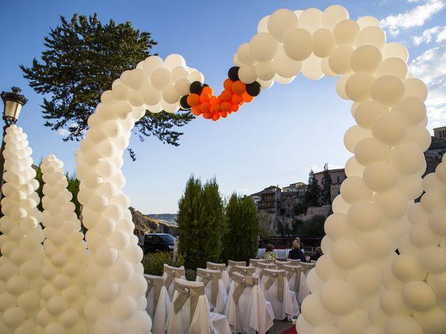 La boda de Javi y María en Cuenca, Cuenca 8