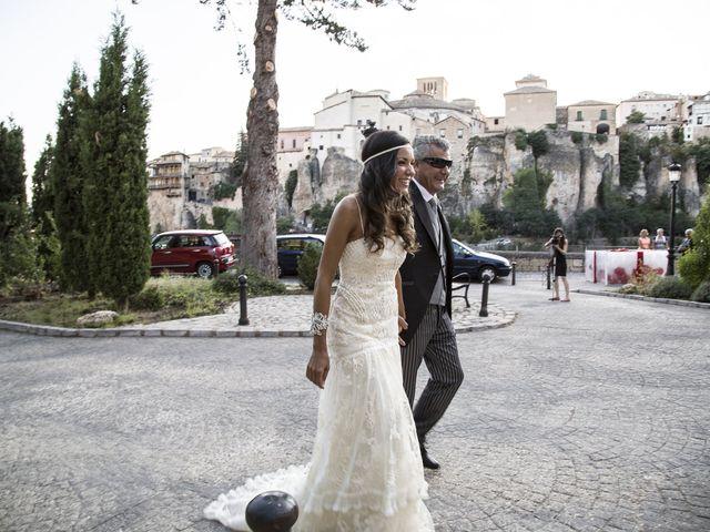 La boda de Javi y María en Cuenca, Cuenca 10