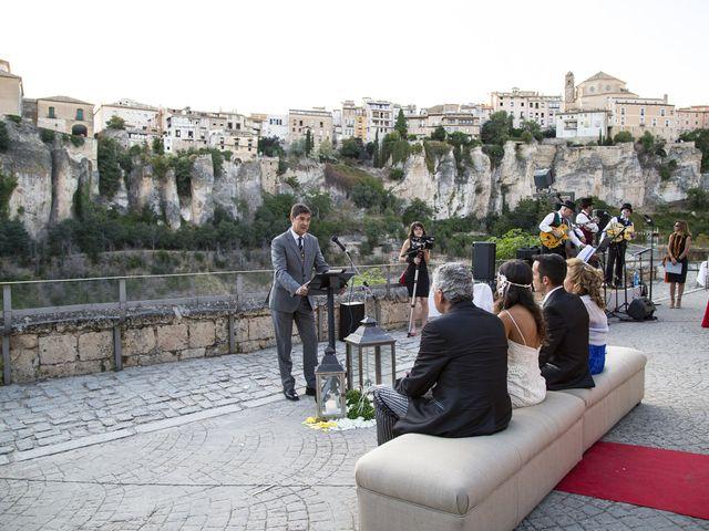 La boda de Javi y María en Cuenca, Cuenca 14