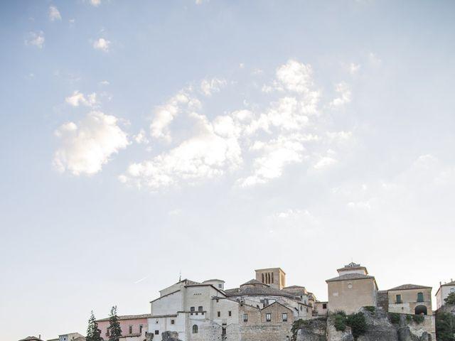 La boda de Javi y María en Cuenca, Cuenca 15