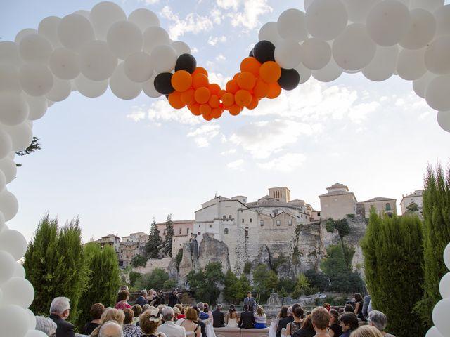 La boda de Javi y María en Cuenca, Cuenca 16