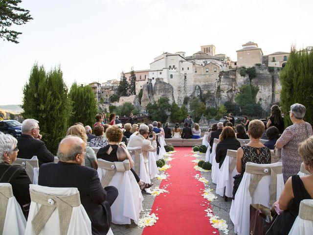 La boda de Javi y María en Cuenca, Cuenca 20