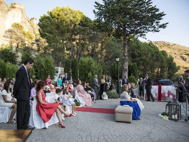 La boda de Javi y María en Cuenca, Cuenca 21