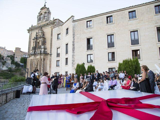 La boda de Javi y María en Cuenca, Cuenca 23