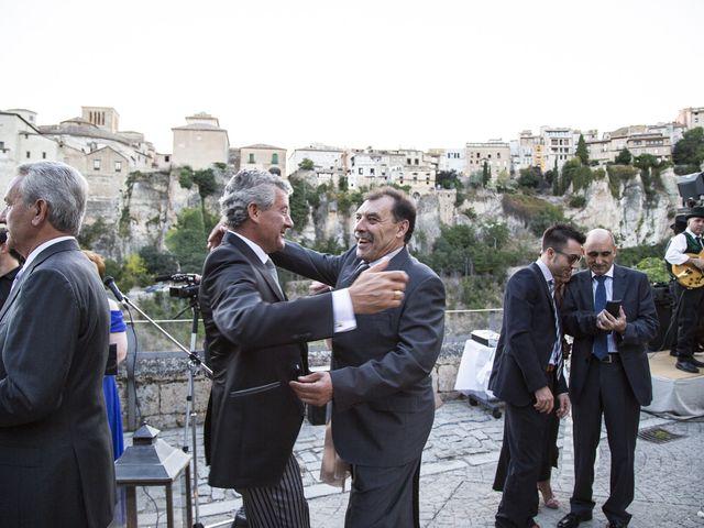 La boda de Javi y María en Cuenca, Cuenca 25