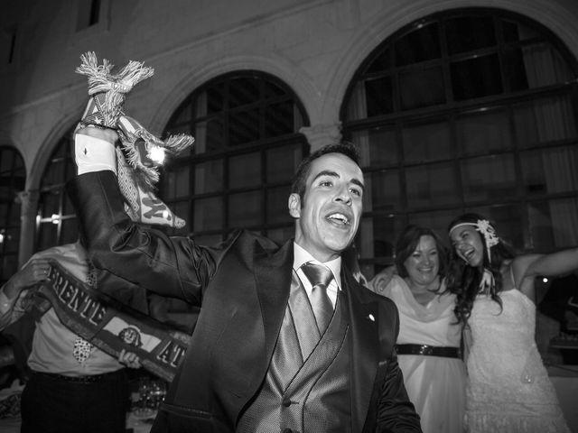La boda de Javi y María en Cuenca, Cuenca 32