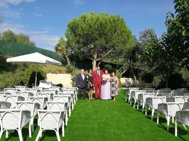 La boda de Daniel y Ana  en Badalona, Barcelona 2