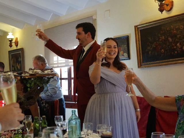 La boda de Daniel y Ana  en Badalona, Barcelona 1